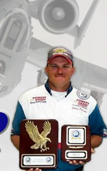 James Poirrier 2006 ABA Air Force Service Team Angler of Year